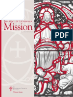 Journal of Lutheran Mission | June 2015