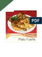 Plato Fuerte