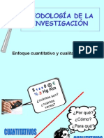Enfoques Investigacion