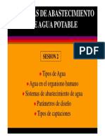 2.-Sistema de abastecimiento de Agua potable.pdf