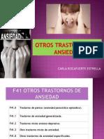 Expo Psiquiatria Trastornos de La Ansiedad