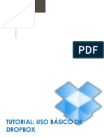 Tutorial 1 - Uso de DropBox.