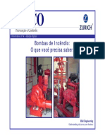 Manual Bombas de Incendio