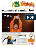 The Daily Dutch International #4 from Vancouver | 02/14/10