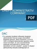 Prezentare Ppt DREPT ADMINISTRATIV COMPARAT