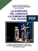Leer Escribir 08 09 Proyecto Innovación Educativa IES Pedro de Luna