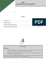 207 Principii Generale de Functionare