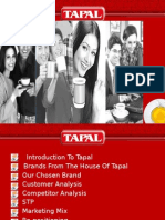 Tapal Mezban (A MArketing Look)