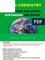 Green Chemistry Ppt