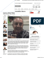 29-05-15 Cierran Campañas, Astudillo, Marco Leyva y Bety Vélez