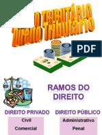 SLIDES DIREITO TRIBUTÁRIO - Dir.Trab. e Trib. (1)