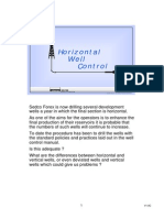 Horizontal Well Control
