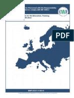 Doc 112 Ewf 652r1 11 Sv00 Ewf Guideline Welding Coordination 1090 October 2011
