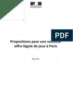 Rapport Duport