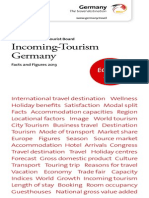 GNTB Incoming Tourism Germany 2014(1)