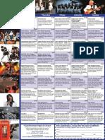2015 Summer Fest Schedule