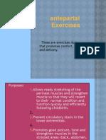 Perinatal Exercises