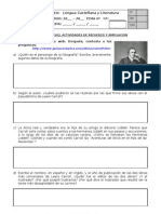 ACTIVIDADES DE REFUERZO Y AMPLIACIÓN TEMAVI(1º ESO)