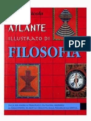 Ubaldo Nicola Atlante Illustrato Di Filosofia