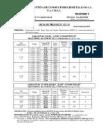 FACBSA OCTUBRE 2013 - DESCUENTO 34+5%
