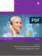 Contact Centers Evolve Customer Engagement Center
