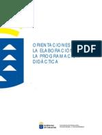 10 Orientaciones Elaboracion Programacion Didactica.pdf0 U;R