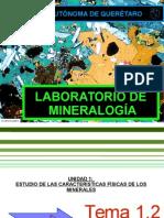 Expo Maclas minerales