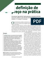 A Definicao de Preco Na Pratica - HSM Management