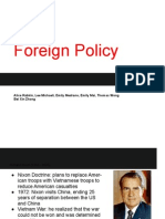 Pd09_Grp04-Pr09 Foreign Policy 1968-Present