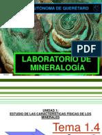Expo peso específico minerales