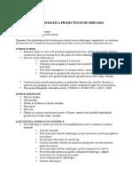 Tematica Proiectului de Diplomă