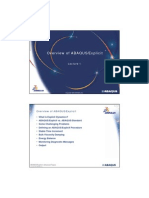 Overview of ABAQUS Explicit