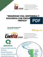 Seguridad Vial Sostenible y Ecologica Con Pinturas Para Trafico_ Expocon