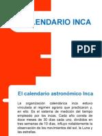 Calendario Inca