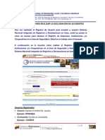Instructivo Registro en Linea de Empresas Ssl