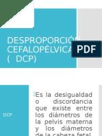 Despropocion Cefalopelvica
