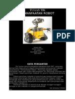 makalah robotika