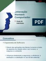 IHC 02 Interfaces