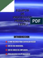 Uso de Los E.p.p.