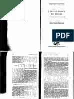 Lévi-Strauss e a análise estrutural do parentesco