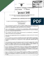 Decreto 1076 2015(Minambiente)