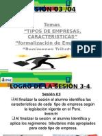 Unidad 01 -Sesiones 03-04-Curso Diseño Organizacional