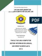 Desain Dan Implementasi Jaringan Komputer Dalam LAN
