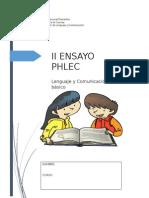 Ensayo II PHLec 8vo (1)