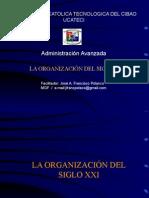 Organizacion Siglo Xx1