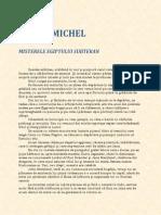 Andre Michel - Misterele Egiptului subteran.pdf