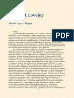Arthur O. Lovejoy - Marele Lant Al Fiintei.pdf