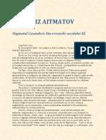 Cinghiz Aitmatov - Stigmatul Casandrei.pdf