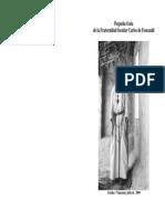 3-Pequea-guia Secular Charles de Foucauld
