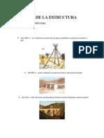 Historia de La Estructura